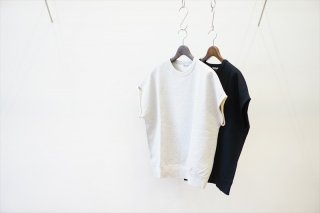 AURALEE for women's(オーラリーウイメンズ)Super Soft Sweat Big Sleeveless