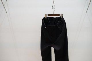 Graphparper(グラフペーパー) Selvage Wool Slim Chef Pants/Black (GM211-40165B)