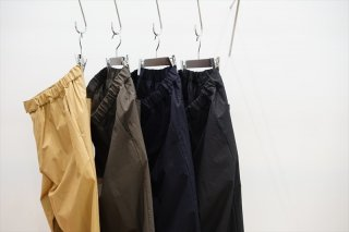 Graphpaper(グラフペーパー)Stretch Typewriter Chef Pants/Beige/Gray/Navy/Black/(GM211-40619B)