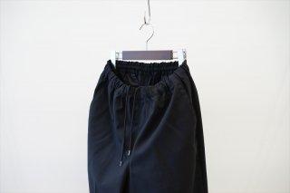 INVERT(インバート)W/WOOL EASY WIDE PANTS/Black