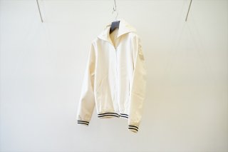 CAMIEL FORTGENS(カミエルフォートヘンス)Research Sports Jacket Canvas/Off White