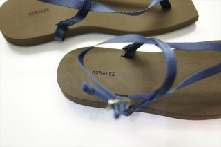 AURALEE for women's(オーラリーウィメンズ)Belted Beach Sandals Made by FOOT THE COACHER