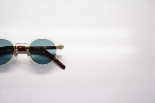 UNUSED(アンユーズド)Sunglass/Clear×Brown