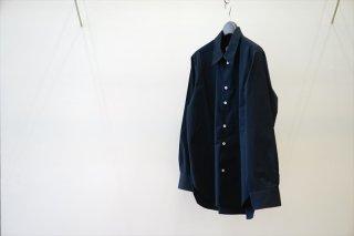CAMIEL FORTGENS(カミエルフォートヘンス)Basic Shirt Cotton/Black