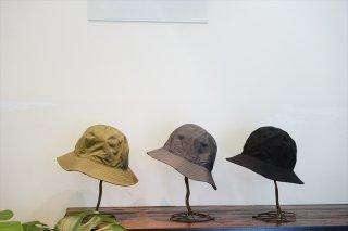 comesandgoes(カムズアンドゴーズ)Typewriter Balloon Hat/Olive/Gray/Black/