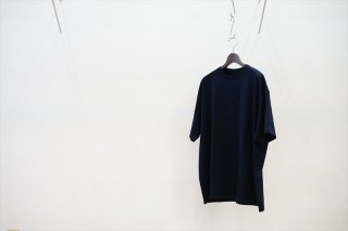 Graphpaper(グラフペーパー)SS Oversized Tee/Navy