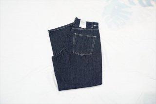 Graphpaper(グラフペーパー)CIOTA for GP Suvin Cotton Denim Pants/Indigo(GM213-40239)