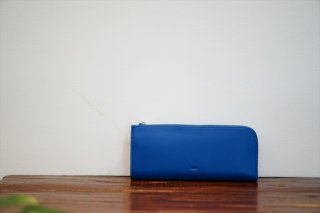 Aeta(アエタ)FG Wallet Type B Long/Sea Blue(FG38)