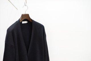 Graphpaper(グラフペーパー)High Density Cardigan/Black(GM213-80011B)