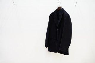 AURALEE (オーラリー)Cashmere Wool Mosser Over Jacket/Black(A21AJ02MC)