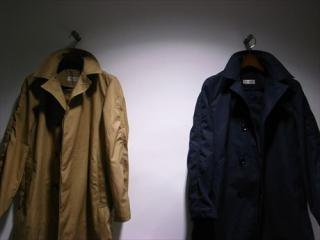 """""""today is a good day""""Alan Ladd Coat"""