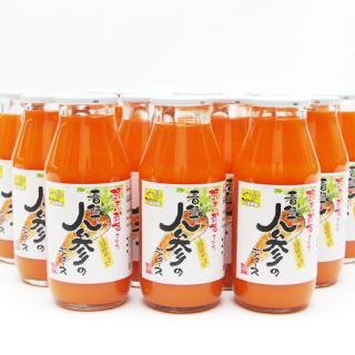 人参ジュース180ml 12本