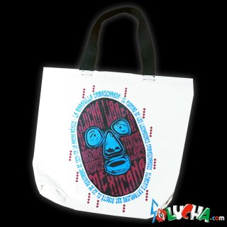 プリントトートバッグ #シクロン・マケイ / Print Tote bag Ciclón Mckey