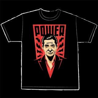 【LUCHA UNDERGROUND】DARIO CUETO (ダリオ・クエト) BLACK Tシャツ