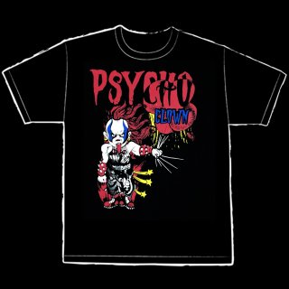 Psycho Clown Kid's T-Shirt / サイコ・クラウン キッズTシャツ
