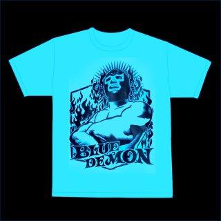 Blue Demon T-Shirt / ブルー・デモン Tシャツ   #2