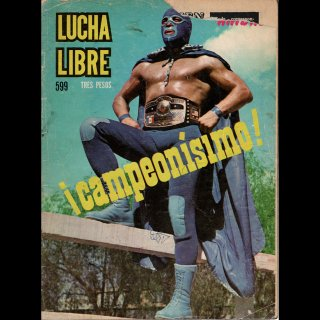 LUCHA LIBLE No.599