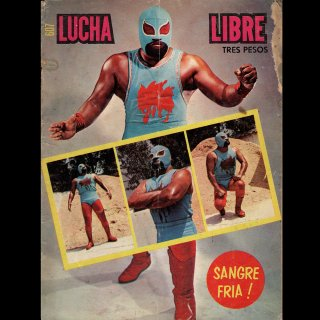 LUCHA LIBLE No.607