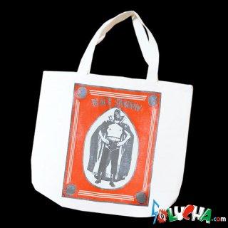 プリントトートバッグ #ブラック・シャドウ/ Print Tote bag Black Shadow