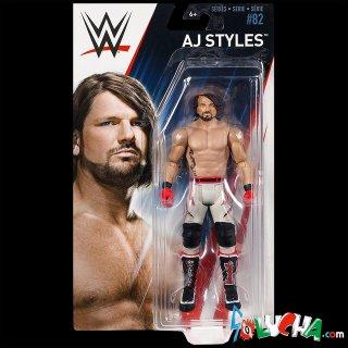 <img class='new_mark_img1' src='https://img.shop-pro.jp/img/new/icons20.gif' style='border:none;display:inline;margin:0px;padding:0px;width:auto;' />AJ STYLES(AJスタイルズ) フィギュア/WWE MATTEL Series 82