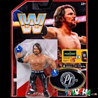 <img class='new_mark_img1' src='https://img.shop-pro.jp/img/new/icons20.gif' style='border:none;display:inline;margin:0px;padding:0px;width:auto;' />AJ スタイルズ フィギュア / Mattel WWE Retro シリーズ