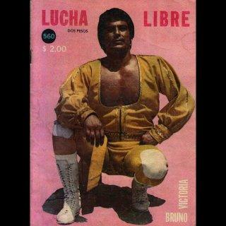 LUCHA LIBLE No.560