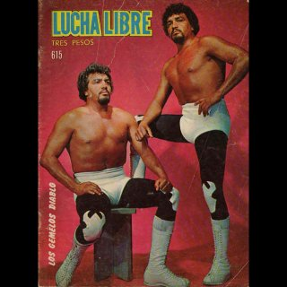 LUCHA LIBLE No.615