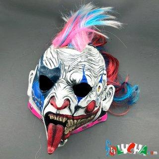 【LUCHA UNDERGROUND / AAA】サイコ・クラウン リング使用済マスク / Psyco Crown