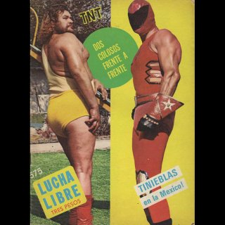 LUCHA LIBLE No.575
