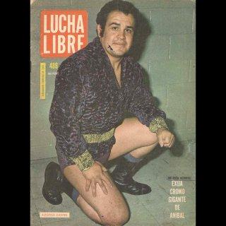 LUCHA LIBLE No.488