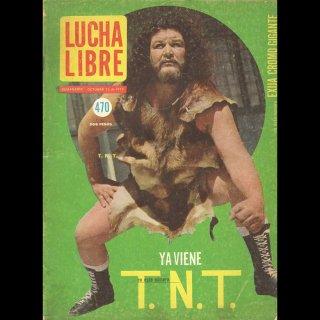 LUCHA LIBLE No.470