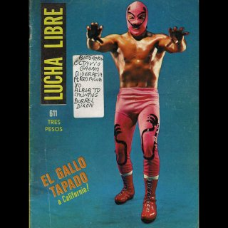LUCHA LIBLE No.611