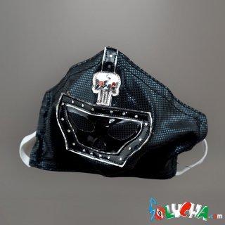 ミステル・ニエブラ  / プエブラ製 手作りマスク