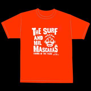 Mil Mascaras T-Shirt #1 / ミル・マスカラス Tシャツ #1