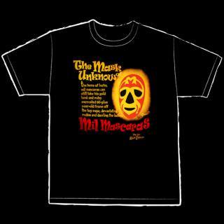 Mil Mascaras T-Shirt #2 / ミル・マスカラス Tシャツ #2