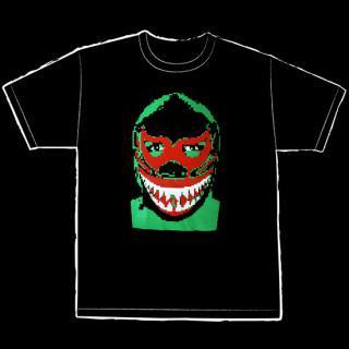 Mil Mascaras T-Shirt #3 / ミル・マスカラス Tシャツ #3