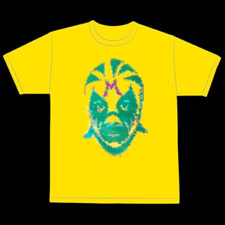 Mil Mascaras T-Shirt #4/ ミル・マスカラス Tシャツ #4