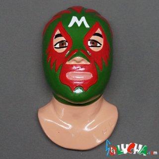 マスクマン壁掛け ミル・マスカラス #17 / Wall Decoration Mil Mascaras #17