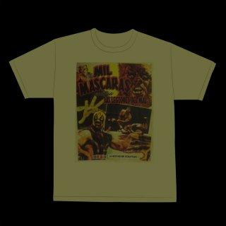 Mil Mascaras T-Shirt / ミル・マスカラス Tシャツ  #3
