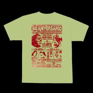 60 アニベルサリオ Tシャツ / 60 ANIVERSARIO T-Shirt