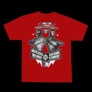 RAYO VS DEMON Tシャツ / RAYO VS DEMON T-Shirt