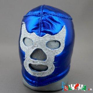 《ミニマスク・キーホルダー》ブルー・デモン