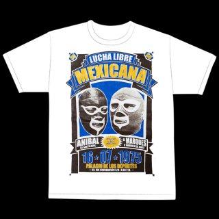 アニバル vs マルケス Tシャツ / Anibal vs Marques T-Shirt
