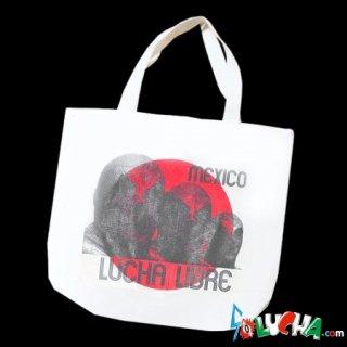 プリントトートバッグ #エル・サントB / Print Tote bag El Santo