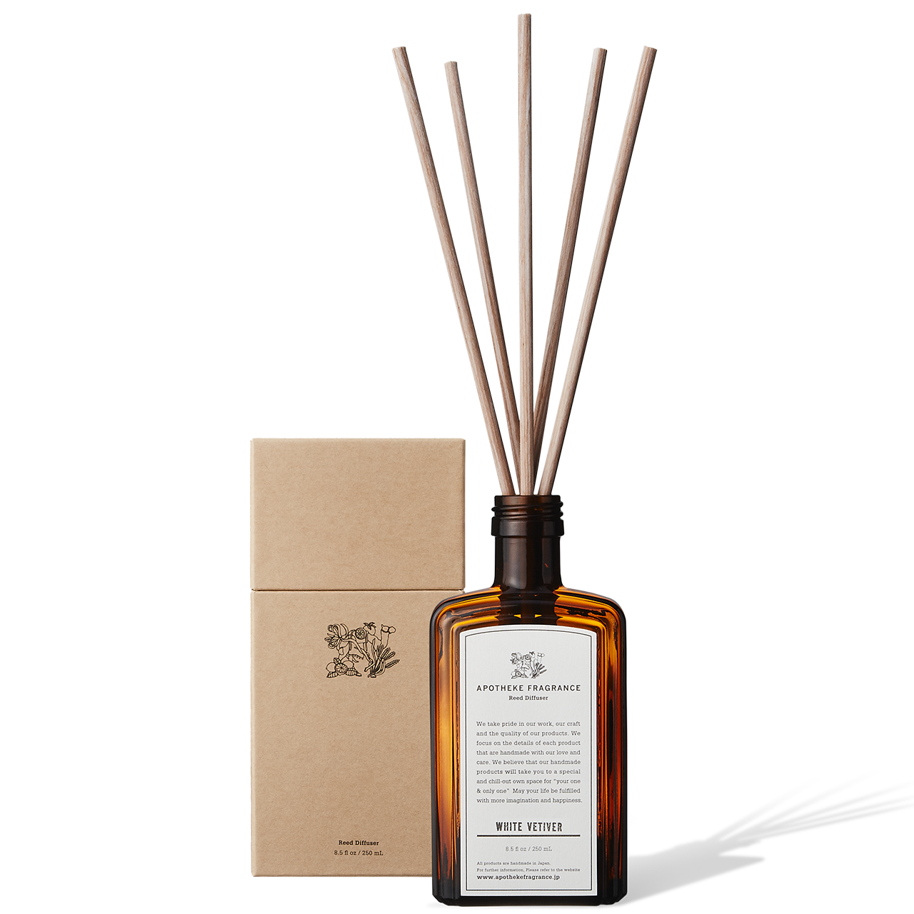 APOTHEKE FRAGRANCE アポテーケ フレグランス / Reed Diffuser