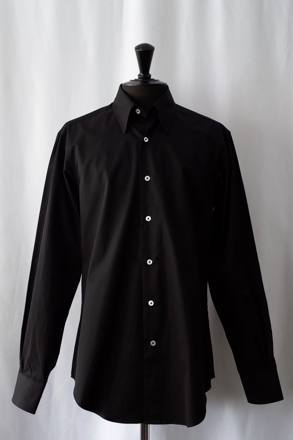 APPLETREES アップルトゥリーズ-TOMORROWS STD SHIRT-BLACK-