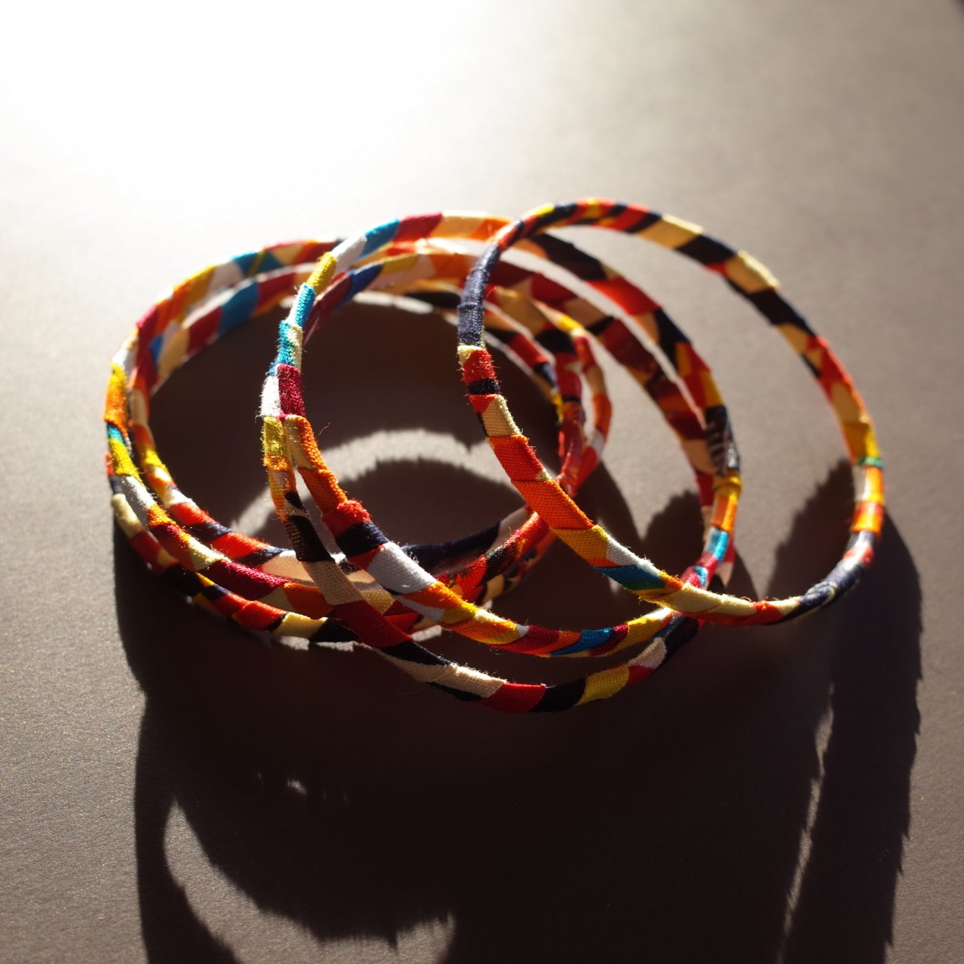 <img class='new_mark_img1' src='https://img.shop-pro.jp/img/new/icons5.gif' style='border:none;display:inline;margin:0px;padding:0px;width:auto;' />AFRICAN PRINT BRACELET 1PIECE-HANDMADE BY SENEGALESE-
