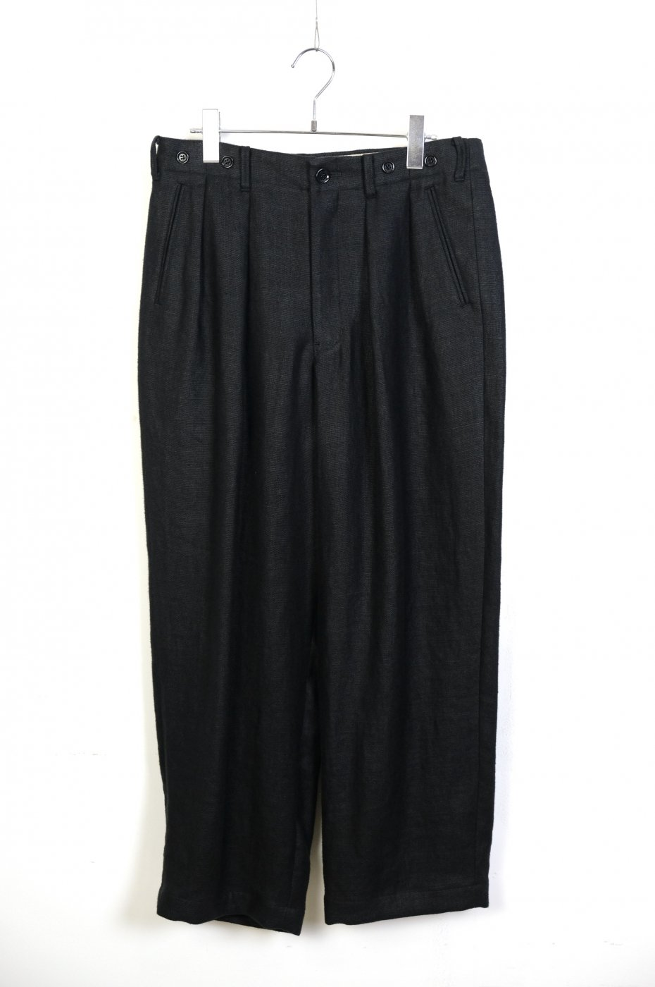 Gorsch the seamster ゴーシュザシームスター -Two Tack High Waist Trousers-