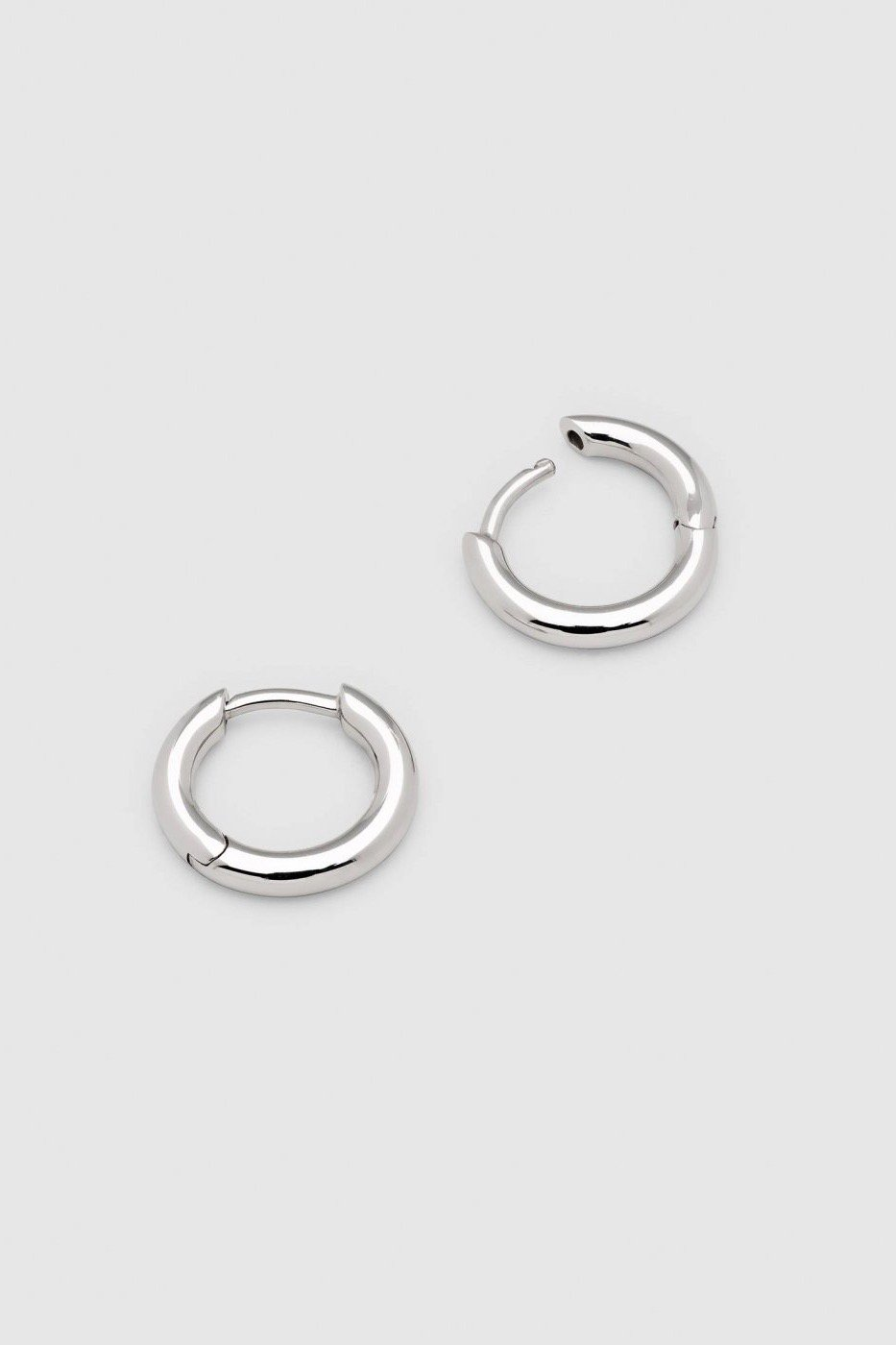 TOM WOOD トムウッド-Classic Hoops Small Silver-