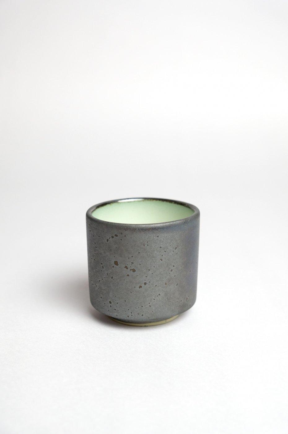 ONE KILN CERAMICS ワンキルン セラミックス-Cylinder Ash Cup SS-WHITE